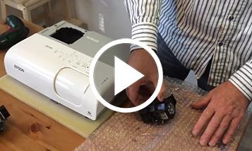 Video del ricambio Epson