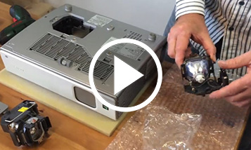Video di ricambio Sony