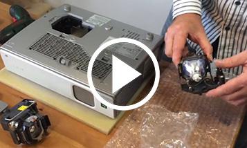 Video del ricambio Sony